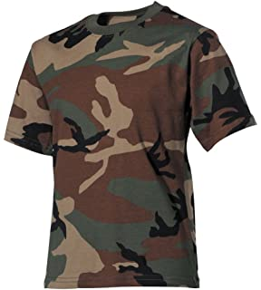1e25ac75 SODIAL(R)New Outdoor Hunting Camouflage T-shirt Men Breathable Army ...