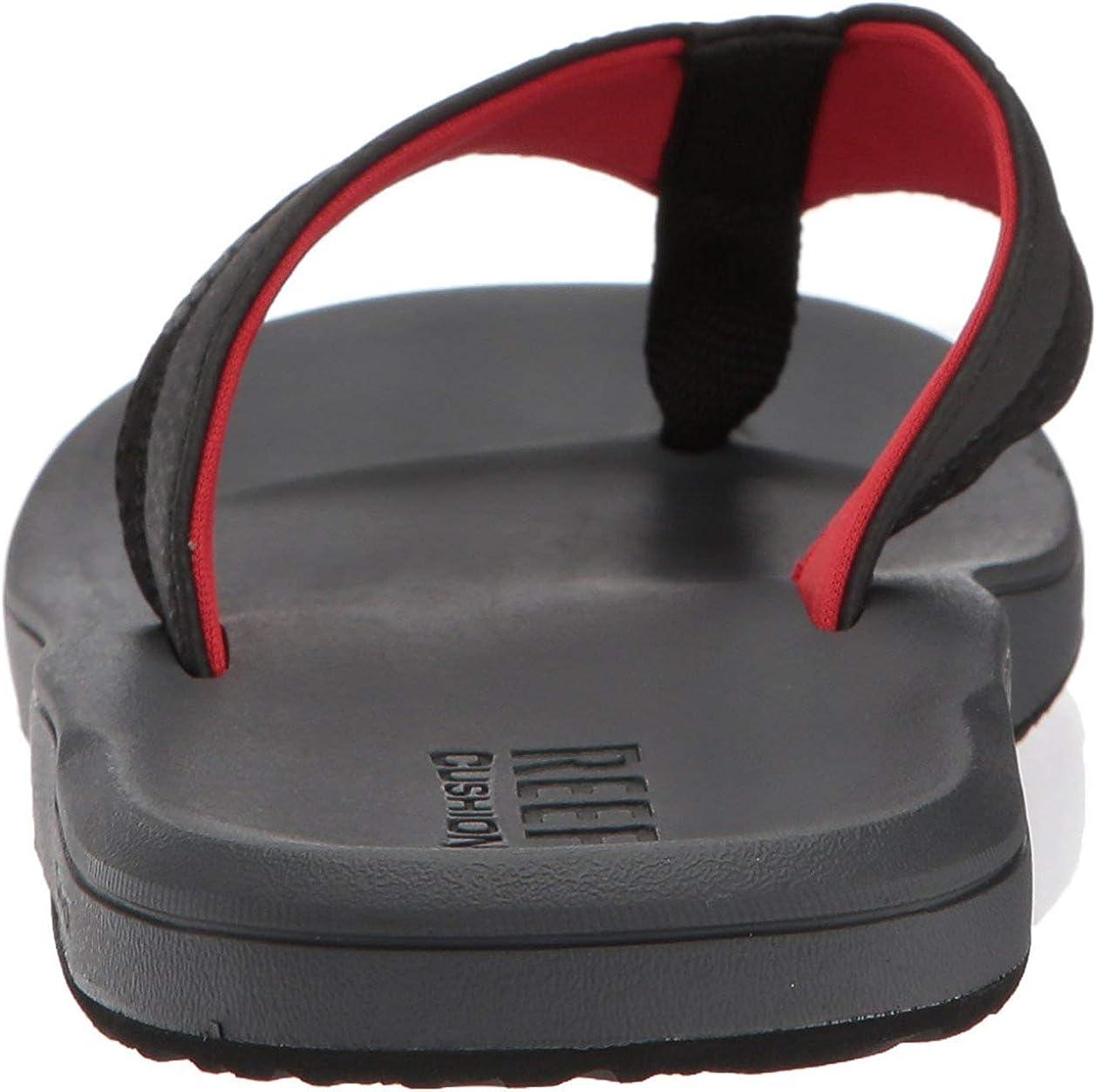 REEF Mens Contoured Cushion Flip-Flop