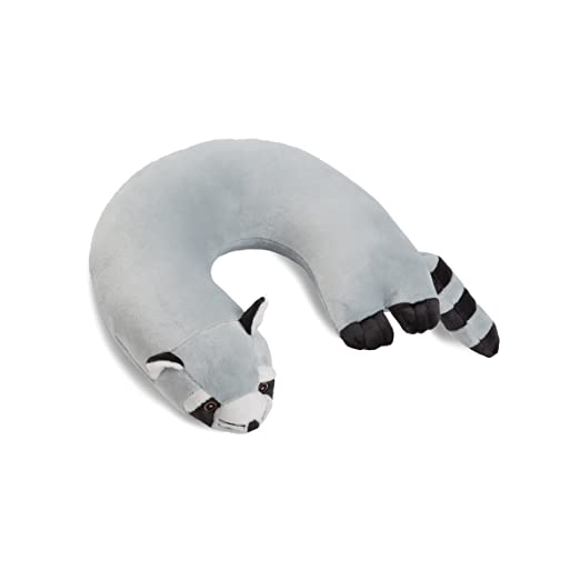 critter piller neck pillow