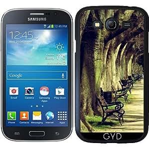 Funda para Samsung Galaxy Grand i9082 - Avenida árbol by WonderfulDreamPicture