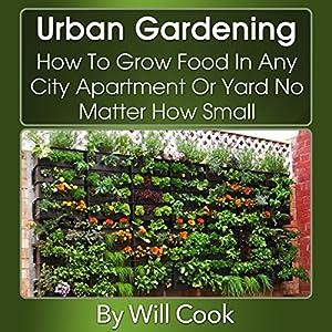 Urban Gardening Audiobook