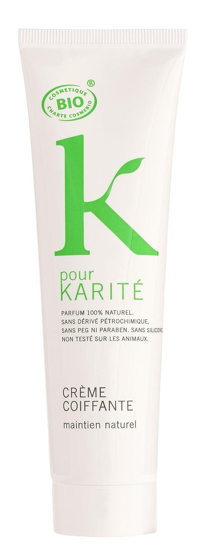 amazoncom k pour karite women organic hair styling cream 100gr 353floz beauty - Coloration K Pour Karit