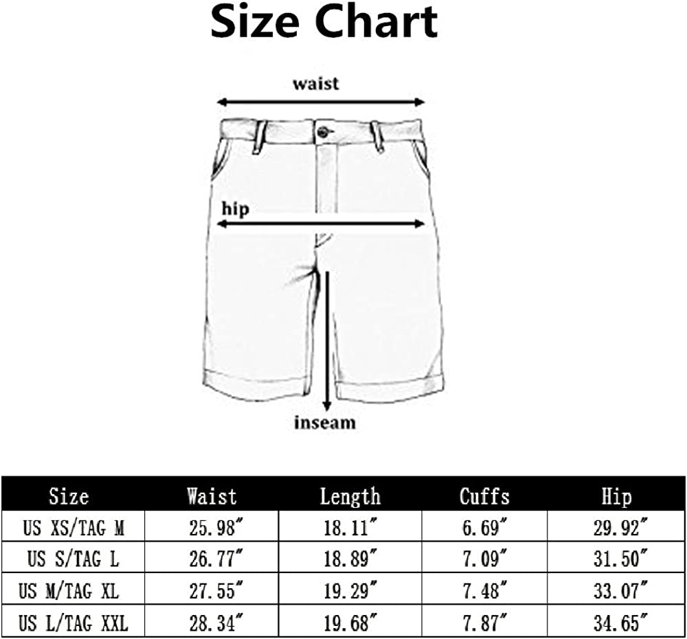 HIENAJ Men/'s Quick Dry Active Sports Shorts Loose Mesh Breathable Pants with Pockets