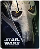 Star Wars: Revenge of the Sith (Limited Edition Steel Book) [Blu-ray]