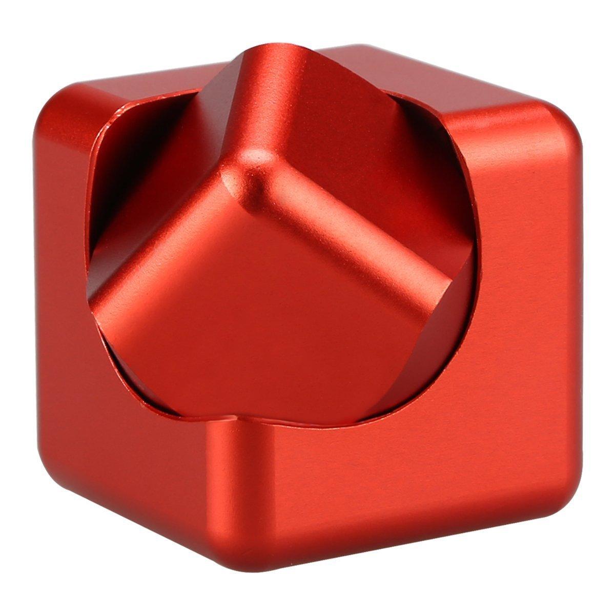 sunandy Novelty Fidget cubo dados juguete de alta velocidad Rodamientos EDC Focus Toy estr/és y ansiedad alivio Cube juguete regalo para adultos//ni/ños Fidget cubo mano juguete