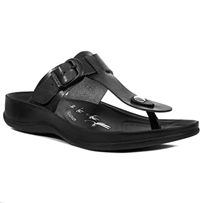644f98229217 Amazon.com  Aerosoft - Sandals for Women - Arch Supportive  Shoes