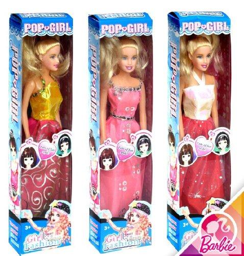 Barbie Coca-Cola Party Doll -