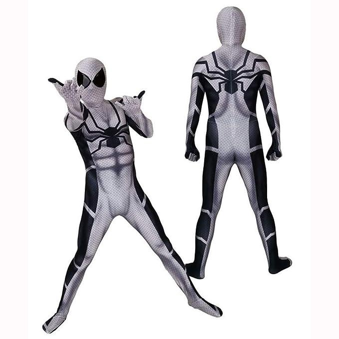 Ropa Cosplay Futuro Traje Spiderman Niño Disfraces Lycra ...
