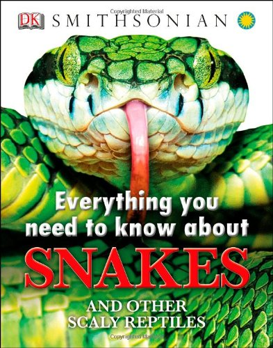 Scaly Snakes (Everything You Need to Know About Snakes)