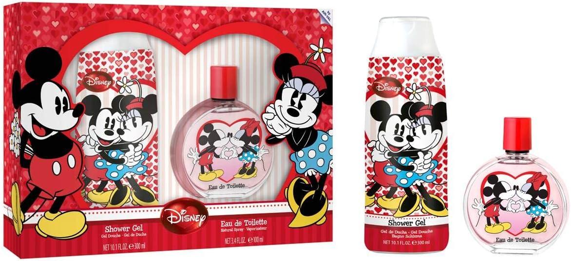 Disney For Women. Set edt Spray 3.4