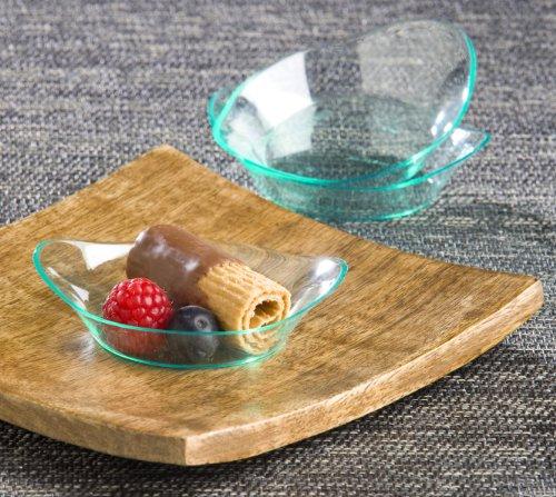 EMI Yoshi Koyal Relish Dish, 2.5-Inch, White, Set of 200