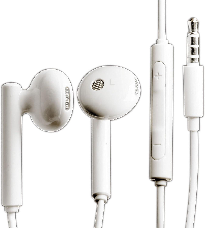 Huawei AM-115 - Auricular original en color blanco para Huawei ...