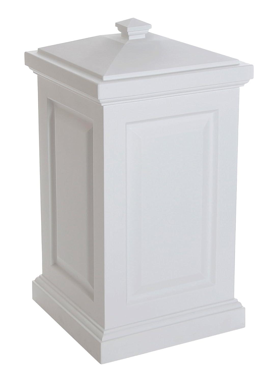 Mayne Berkshire Storage Bin, White Mayne Inc. 4835-W