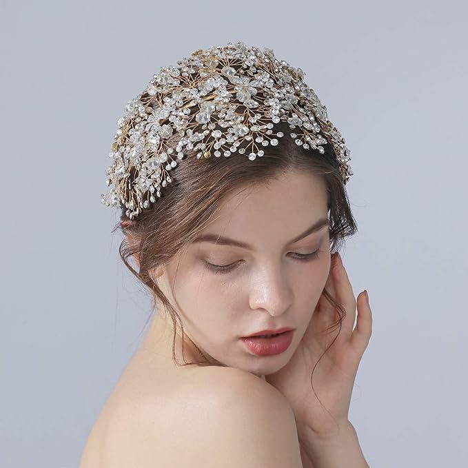 Formal Headband Bridal Veil Regal Headband Wedding Headband Bridal Accessories Headbands Bridal Hair Accessories Bridal Headband