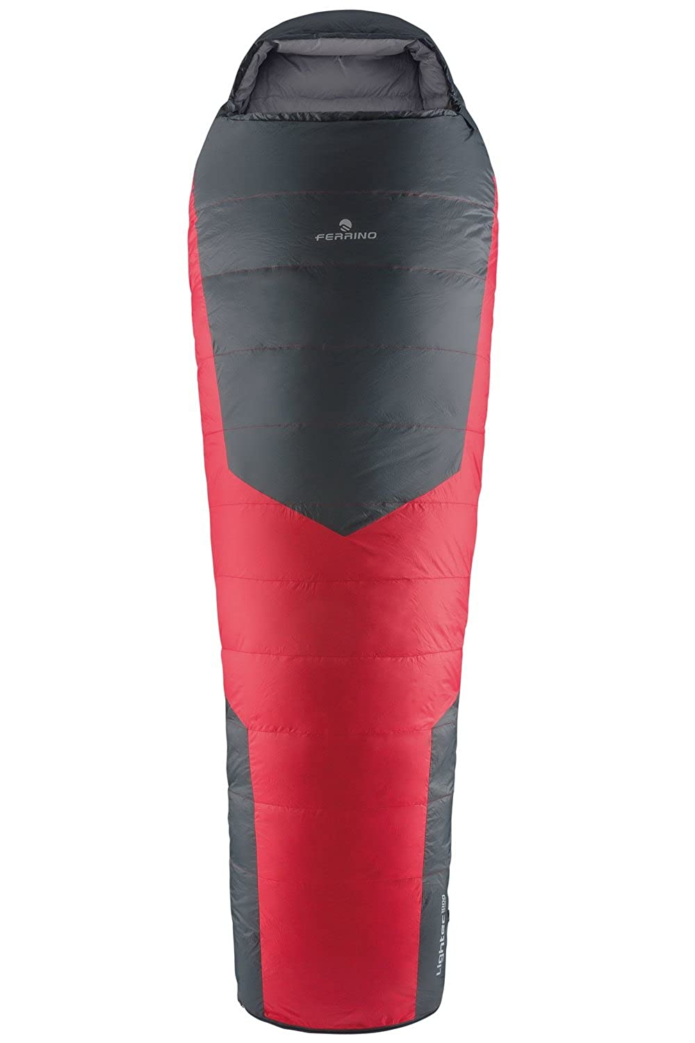 Ferrino Lightec 800 Duvet Saccoletto de Plumas, Color Rojo: Amazon.es: Deportes y aire libre