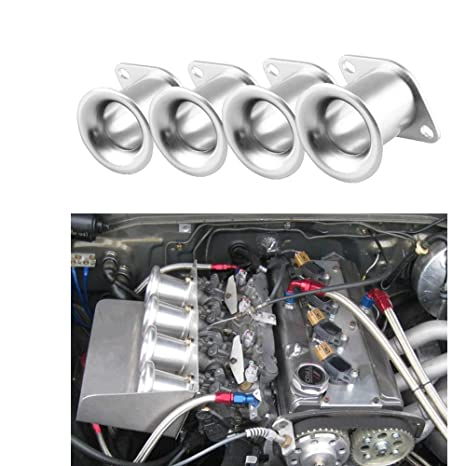 Amazon com: ZysQkb 4pcs AE86 Corolla GTS Velocity V-Stacks Airbox