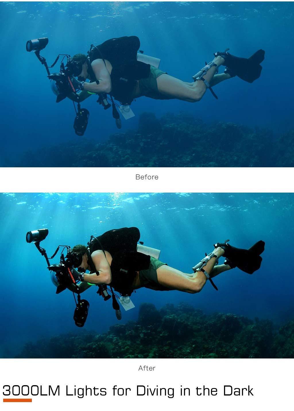 150 m Tether Titan Professional Underwater Drone ROV AUV Robot ...
