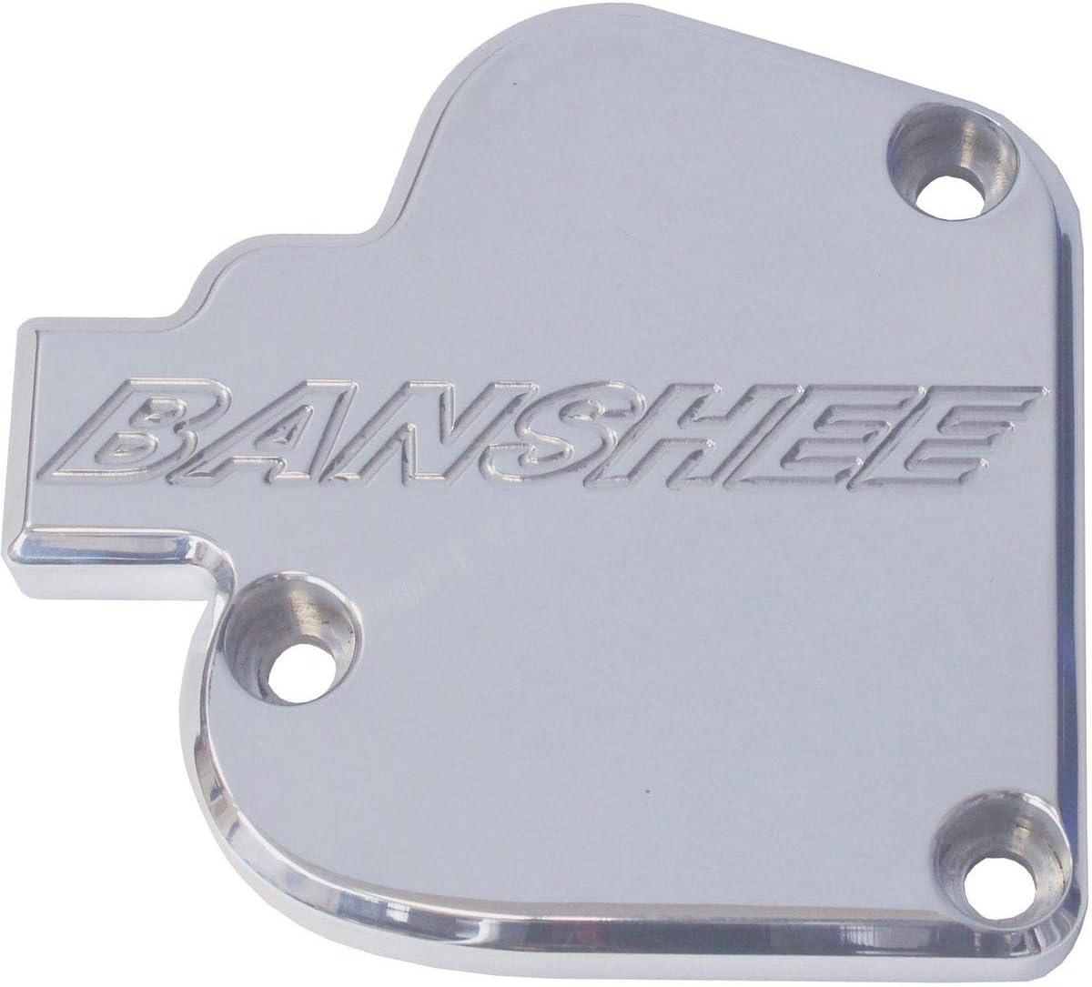 Black Yamaha Banshee//Blaster ModQuad Billet Aluminum Thumb Throttle