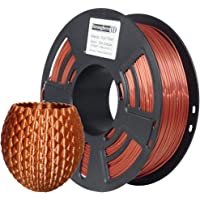 Stronghero3D Desktop FDM 3D printer 1.75mm PLA filament Zijde Koper 1kg (2.2 lbs) Afmeting Nauwkeurigheid +/-0.05mm