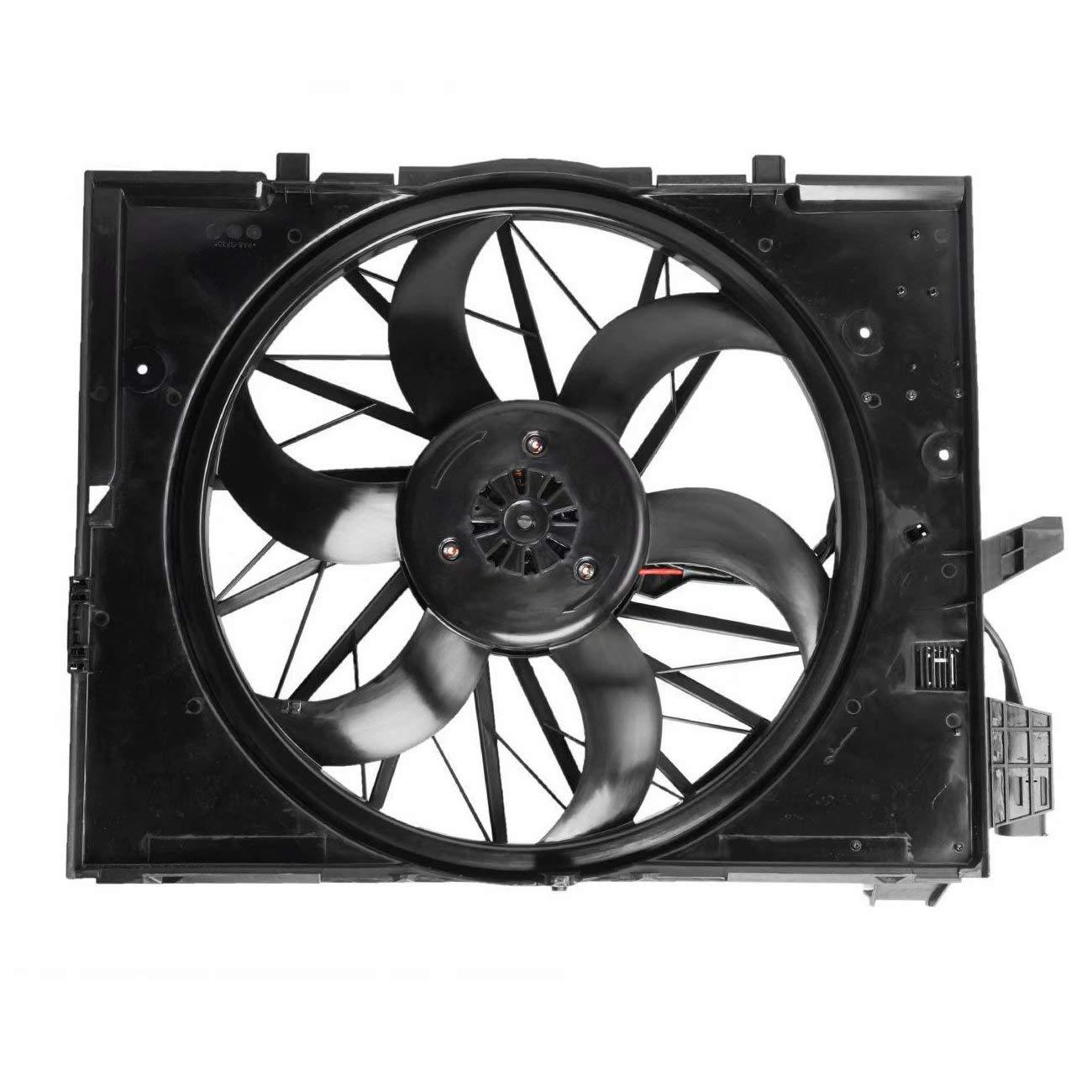 BOLV V20-02-1078 17427526824 Climate Condenser Slider Fan for E60