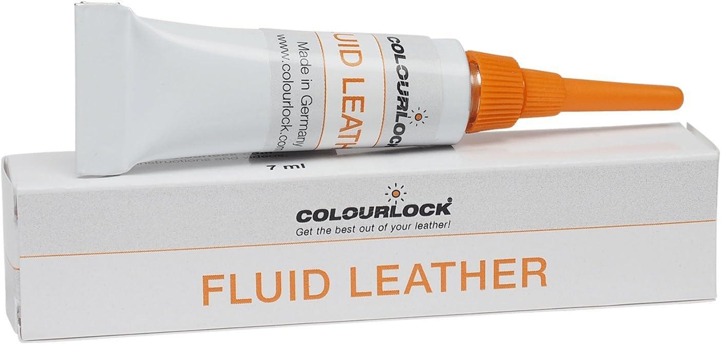 COLOURLOCK Cuero líquido F034 (Negro), 7 ml repara Grietas en Cuero/Piel de Coches, sofás, Ropa, Bolsos