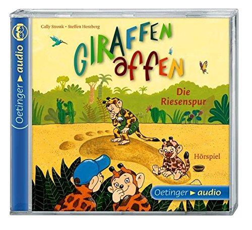 giraffenaffen CD Covers