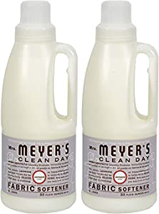 Mrs.Meyer's Clean Day Fabric Softener Lavender-32 oz Pack of 2
