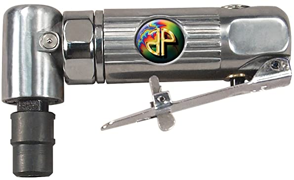Astro T20AH 1 4-Inch 90 Degree Angle Die Grinder with Safety Lever, 20,000rpm