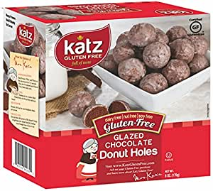 I was fortunate enough to be one of the test tasters for Katz (gluten free, dairy free, and nut free) Bakery. I have tried some of their products before, and while .