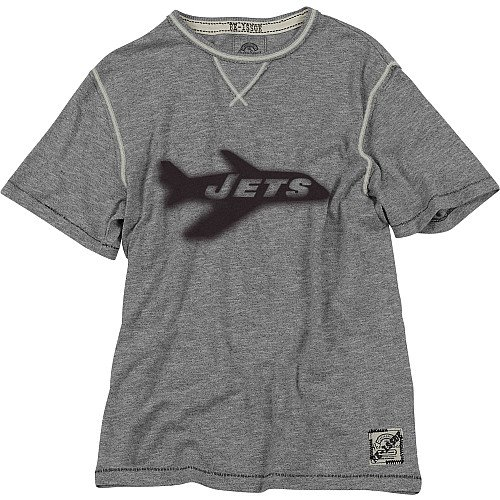New York Jets Vintage Classic T-Shirt - Small