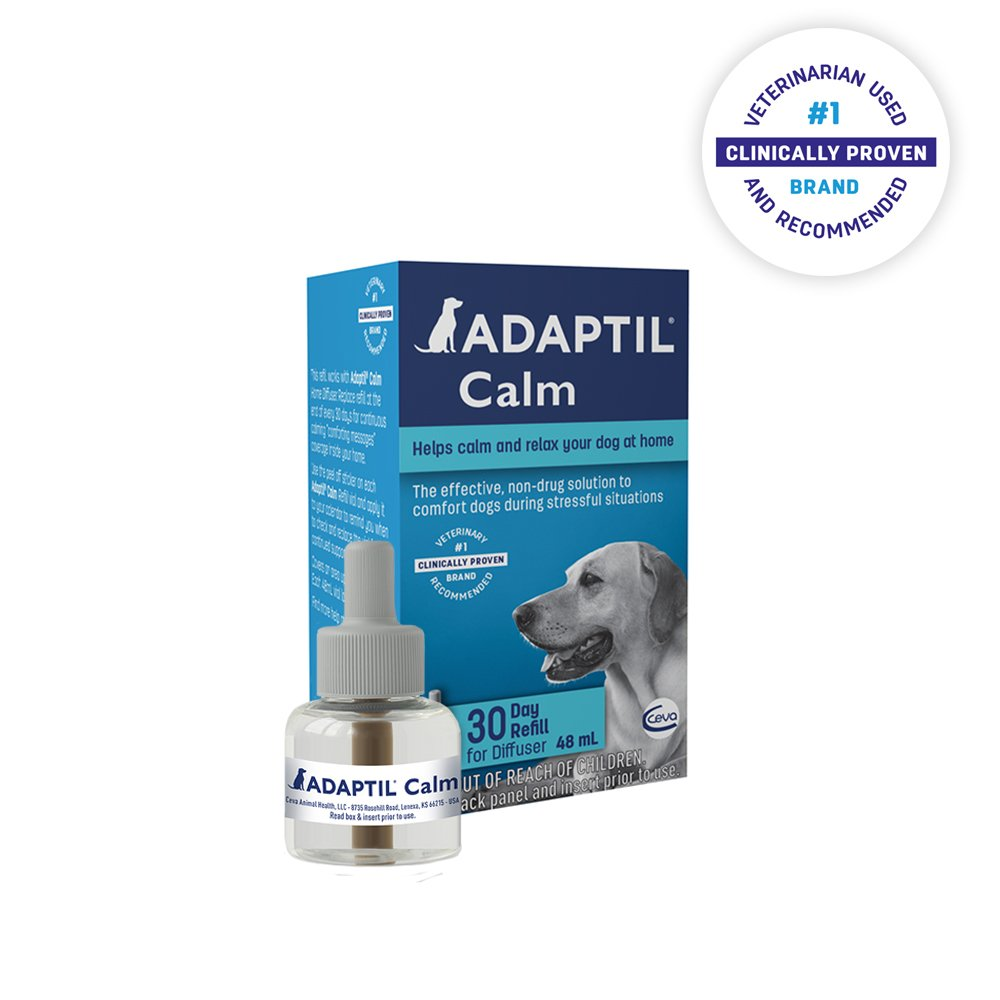 Adaptil Calm Home Diffuser Refill for Dogs by Adaptil