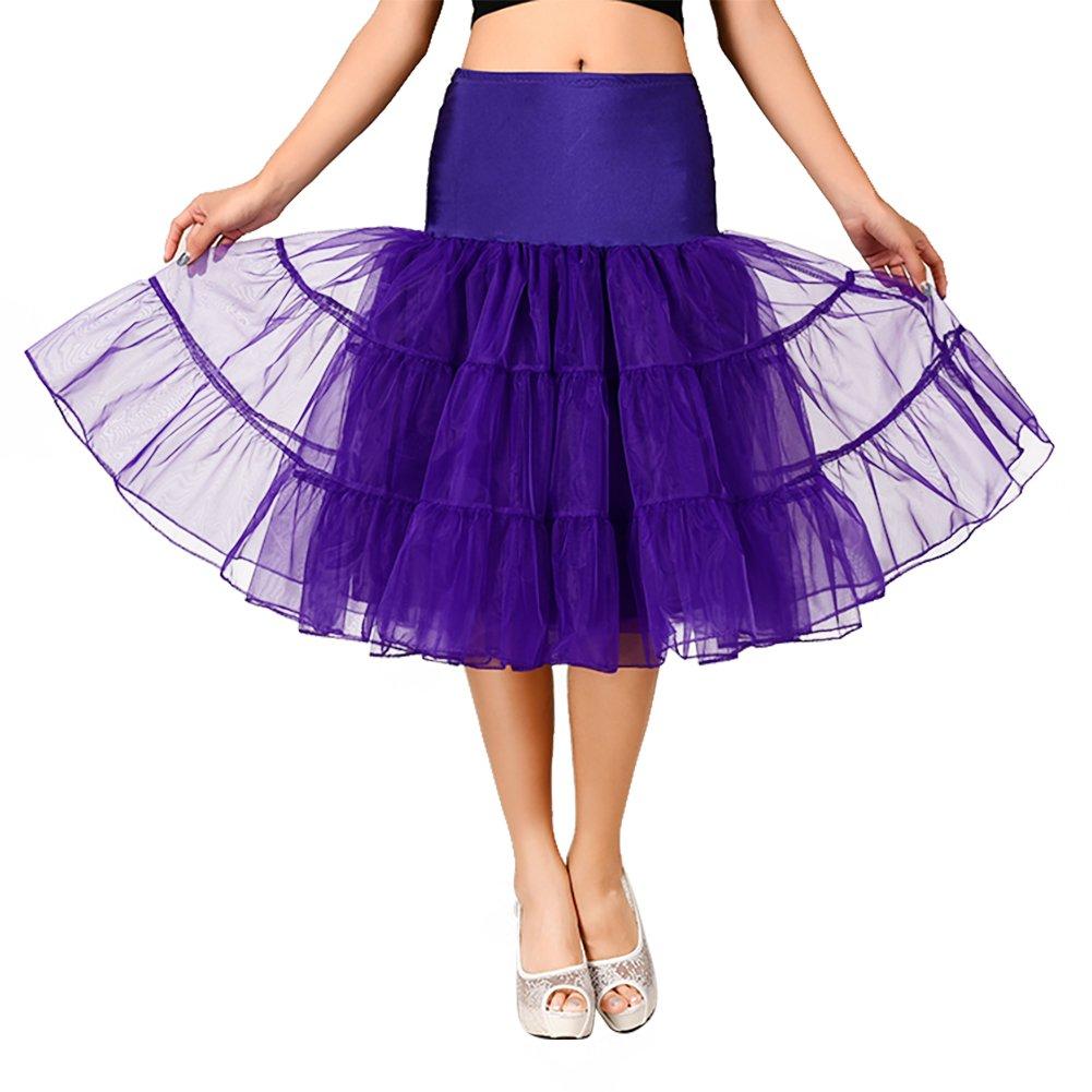 Polka Gonna Donna Ragazze Costume 50s Rock N Roll Swing Jive Rockabilly