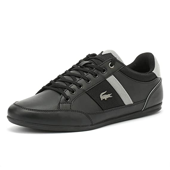 721a5e3e2 Lacoste Chaymon 318 1 Cam Mens Casual Lace up Trainers  Amazon.co.uk  Shoes    Bags