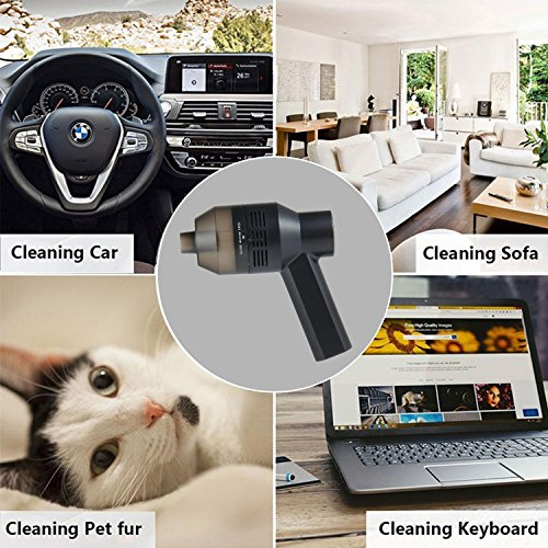 Cleaner Rechargeable Gaming Usb Heavy Keyboard Piano Keyboard Cordless Laptop Vacuum Cleaner Desk Window Vacuum Apple Cleaner Cleaner Mac for Air Portable Keyboard Mini Duty Keyboard Aolvo Car AXxdz8qq