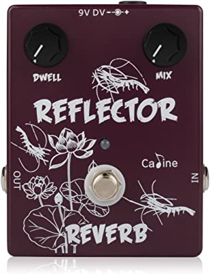 Caline CP-44 Reflector Reverb Pedal