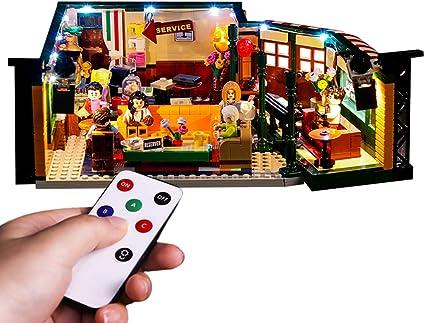 LEGO 21319 Central Perk Building Set