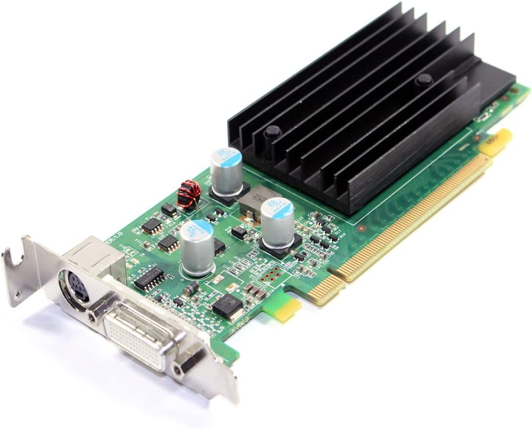 OEM Dell Nvidia GeForce 9300 GE 256MB Low Profile PCI-E Video Card N751G