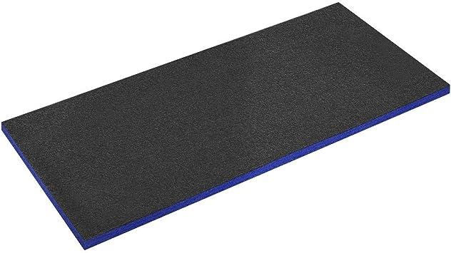 Granulatmatte schwarz 200x200x8mm VE 4 St 4020749903314