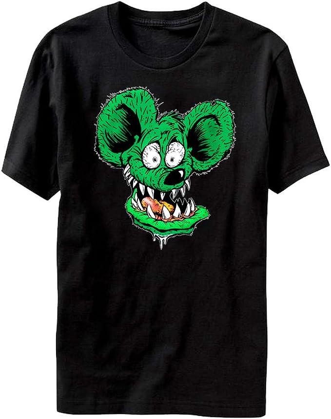 Ratfink T Shirts Ed Roth Rat Fink Big Daddy Clothing Ed Roth T Shirts Black Tee