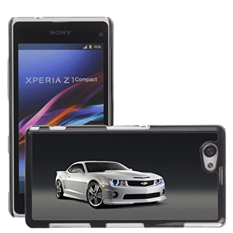 CarCase Slim Casa Carcasa Funda Case Sony Xperia Z1 Compact ...