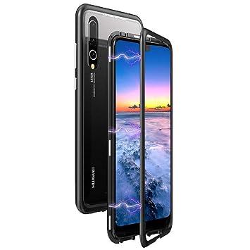 Funda Adsorción Magnética para Huawei P20 Pro Automático ...