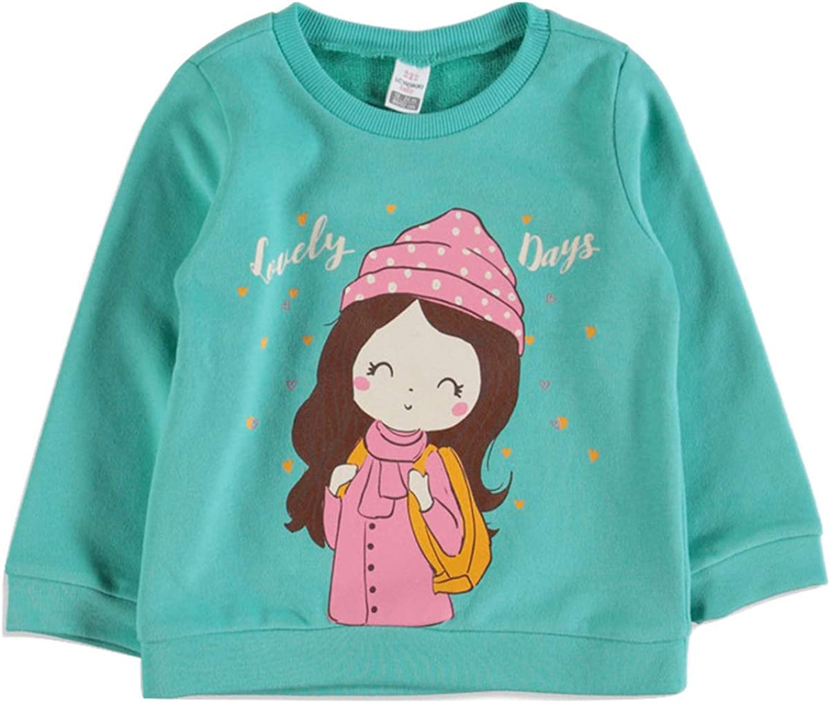 LC WAIKIKI Baby girl sweatshirt with print.