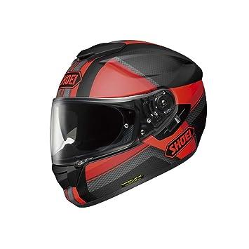 Shoei GT de Air Exposure TC de 1 Casco de Moto rojo/negro Talla: