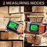 [Upgrade] Wood Moisture Meter, Dr.meter 2 in 1