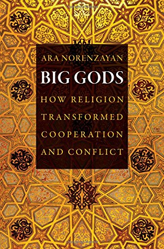 Big Gods Religion Transformed Cooperation product image