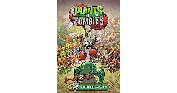 Amazon.com: Plants vs. Zombies Volume 7: Battle Extravagonzo ...