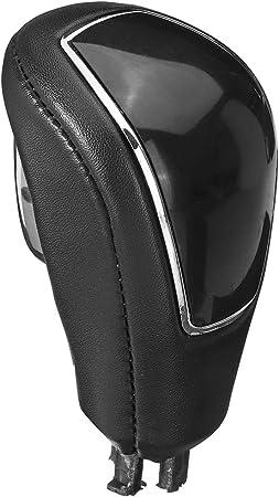Wooya Leder At Automatikgetriebe Auto Schaltknauf Für Ford Mondeo Mk4 S Max Galaxy Schaltkugel A Amazon De Küche Haushalt