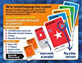 KLOOs Learn to Speak Spanish Language Card Games Pack 1 (Decks 1 & 2)