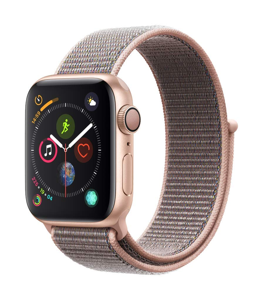 Apple Watch Series 4 (GPS) con caja
