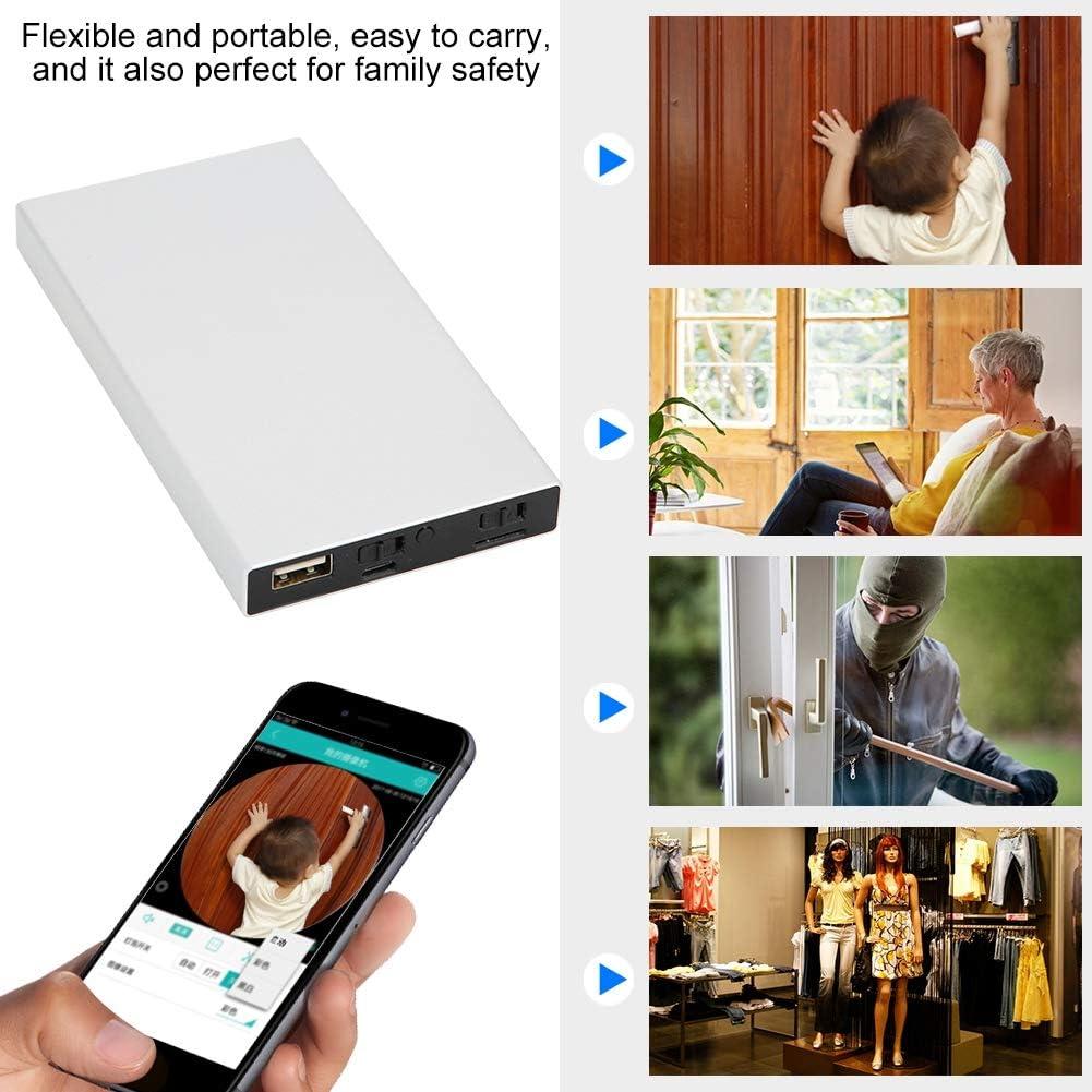 Mobile Power Camera 1080P HD Portatile Mobile Power Bank fotocamera DVR IR Night Vision G-Sensor Telecamera di sicurezza domestica
